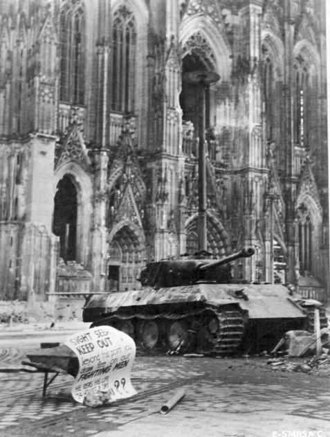Вторая мировая война союзники