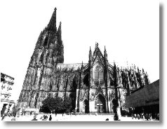 Cologne Cathedral / Kölner Dom