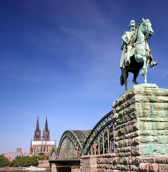 Panorama-Schifffahrt in Köln - Tour Cologne