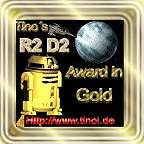 R2-D2 Award in Gold